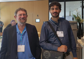 Edoardo Martino took part at the Lindau Nobel Laureate Meeting