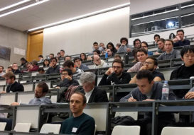 Report on the first Van der Waals Materials Meeting