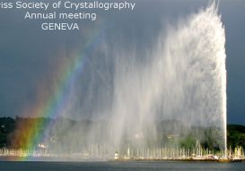 "Annual Meeting of the Swiss Society for Crystallography : ""Crystallography meets Physics"""