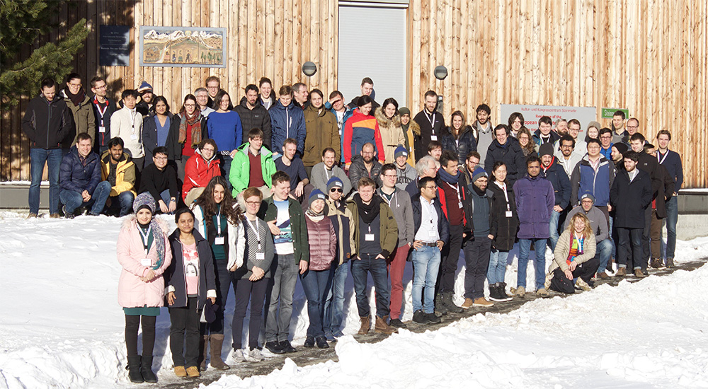 8th MaNEP winter school took place in Saas Fee