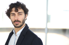 Edoardo Martino received the 2020 EPFL Physics Doctoral Thesis Award