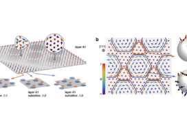 Fractional antiferromagnetic skyrmion lattice induced by anisotropic couplings