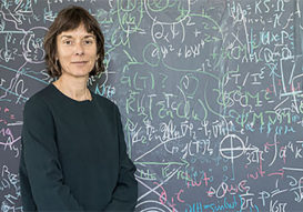 Nicola Spaldin received the Swiss Science Prize Marcel Benoist