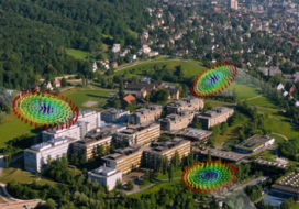 Magnetic skyrmions descend on the 2019 Annual Meeting of SPS and ÖPG in Zurich