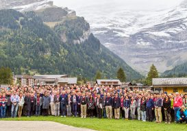 The international Workshop on Oxide Electronics celebrates its 25th edition