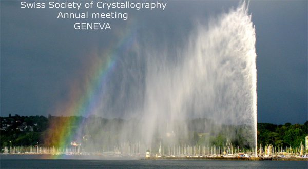 "Annual Meeting of the Swiss Society for Crystallography: ""Crystallography meets Physics"""